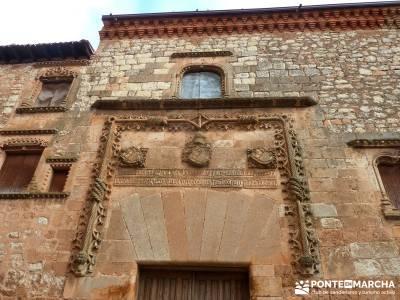 Hoces Río Riaza - Villa Ayllón; el tranco la pedriza la garganta del cares